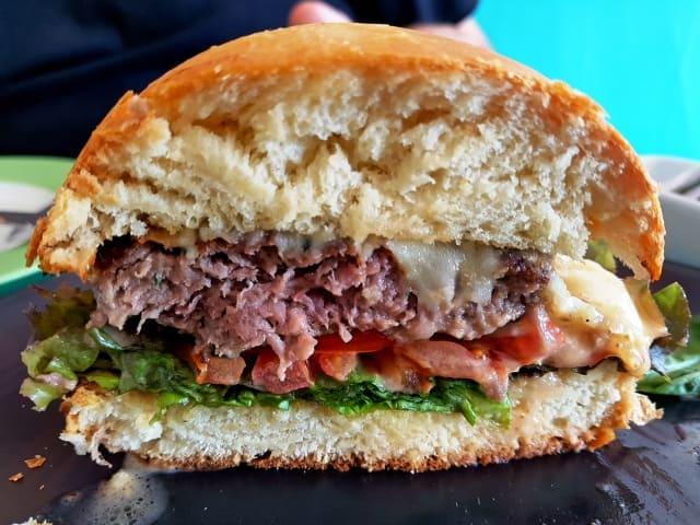 Beef Burger Italia Seminyak Bali