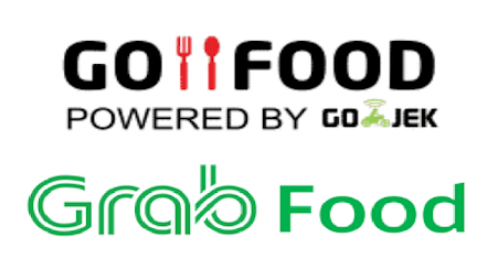 Gofood Grabfood Pizza Pasta Bali Delivery