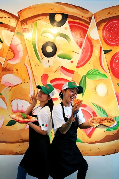 La Pizzetta Bali Menu