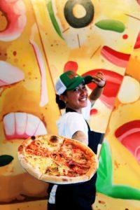 Pizza Pasta Bali La Pizzetta Logo