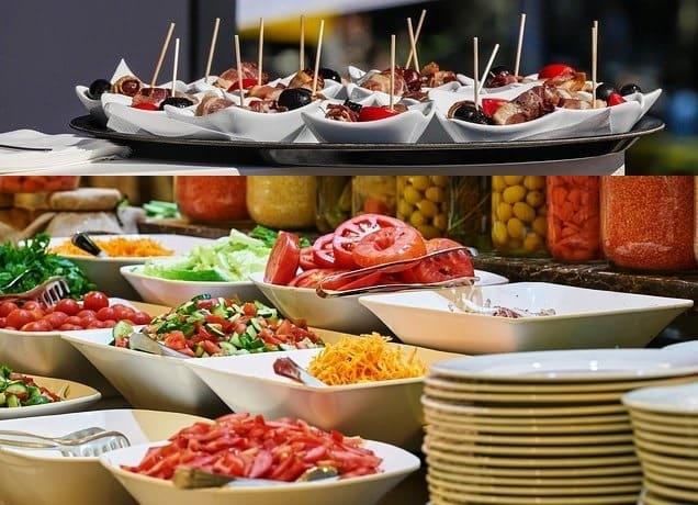 Catering Italia Bali Kerobokan