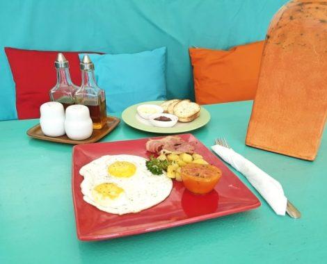 Breakfast Kerobokan La Pizzetta