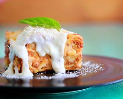 Pasta Lasagna Bali
