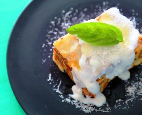 Pasta Lasagna Bali Seminyak