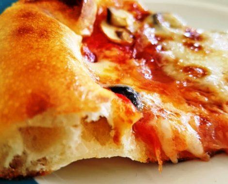 Pizza Capricciosa Bali Seminyak