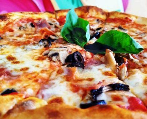 Pizza Capricciosa Bali Kerobokan